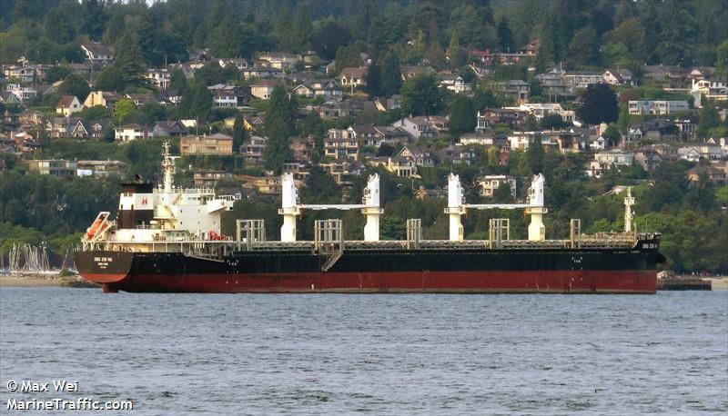 Vessel Details For Xing Zun Hai Bulk Carrier Imo
