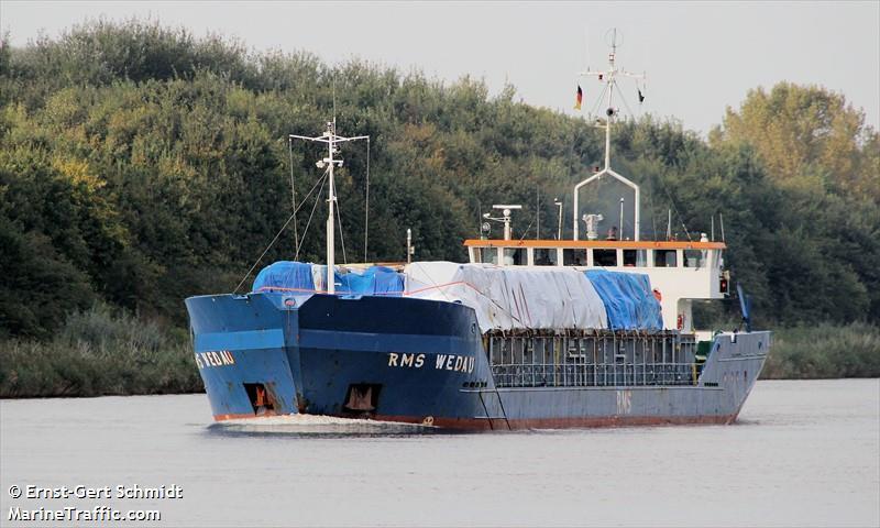 RMS WEDAU