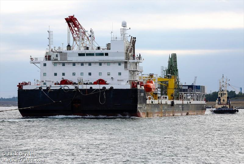 Vessel details for: ULISSE (Cargo) - IMO 8688535, MMSI ...