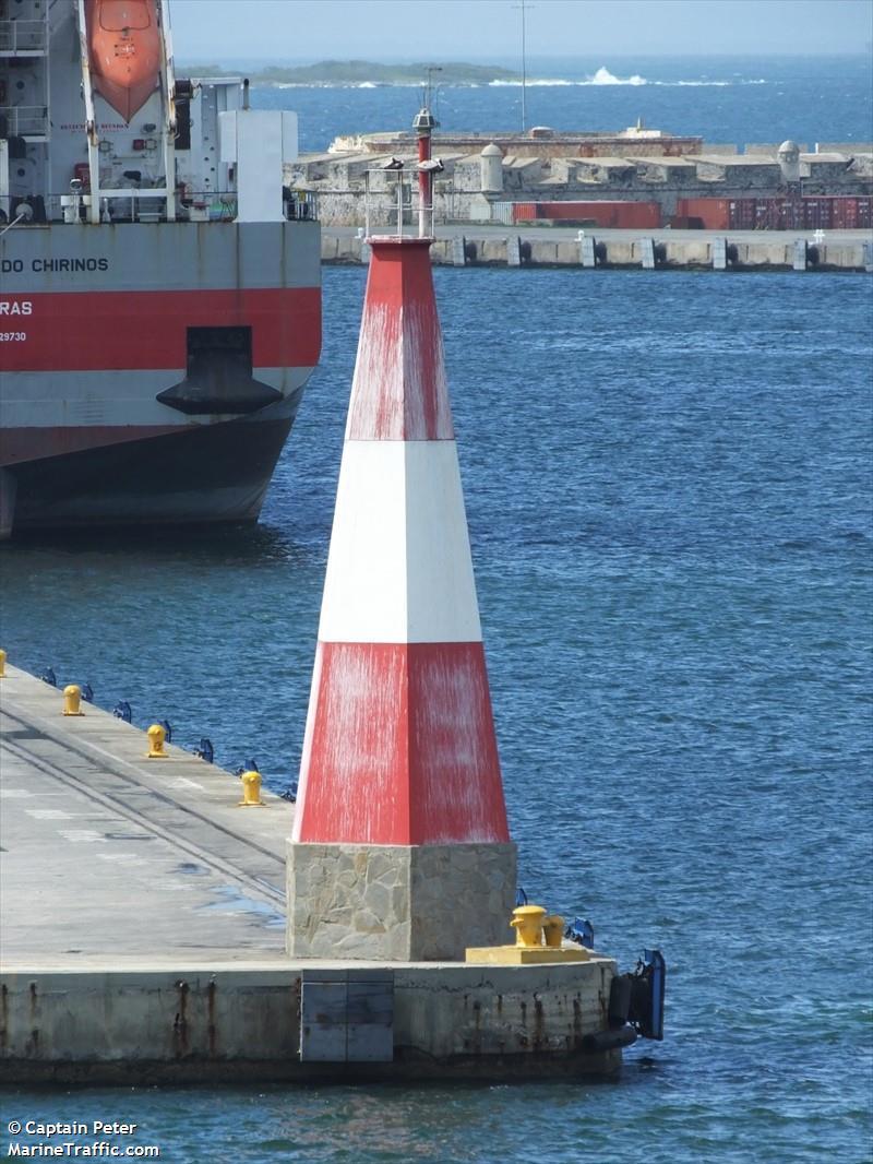 Puerto Cabello Pier M-7