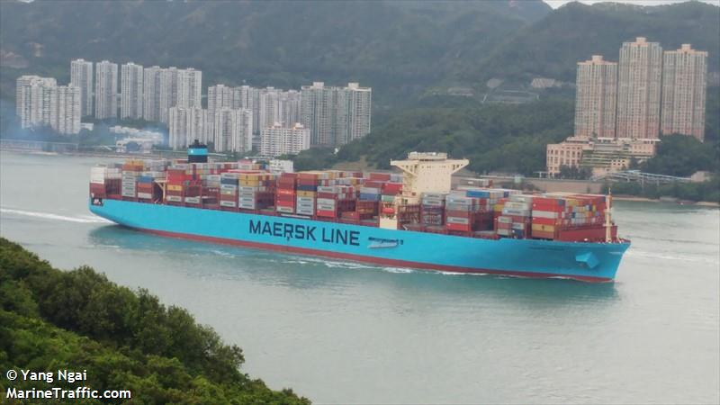 Vessel Details For Maersk Honam Container Ship Imo