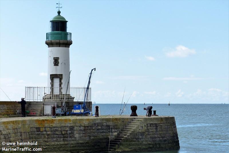 Saint-Nazaire Jetee Est