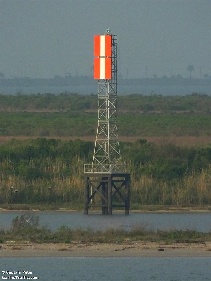 Galveston Inlet Inner Range