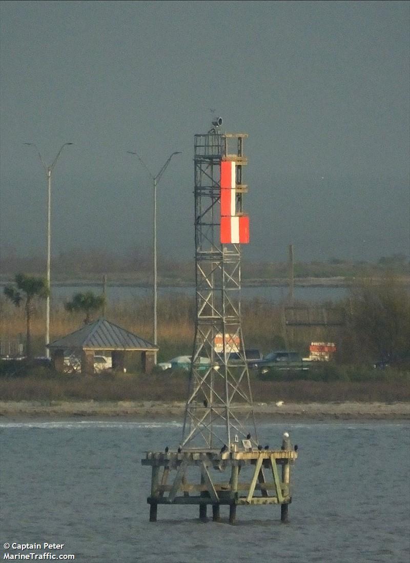 Galveston Inlet Range