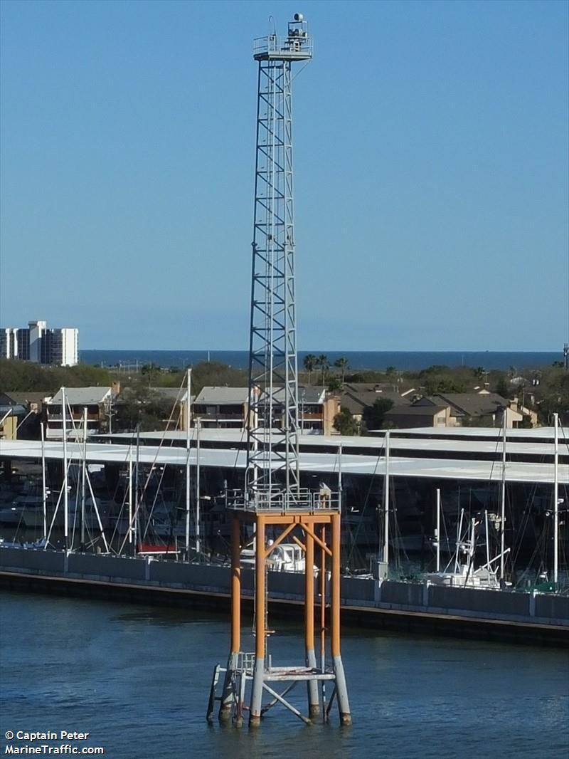 Lower Galveston Bay Outer Range Rear