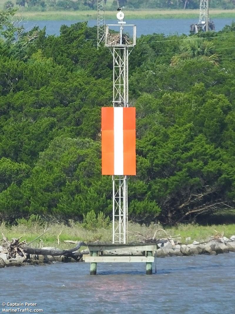 Tybee Knoll Cut Range Front
