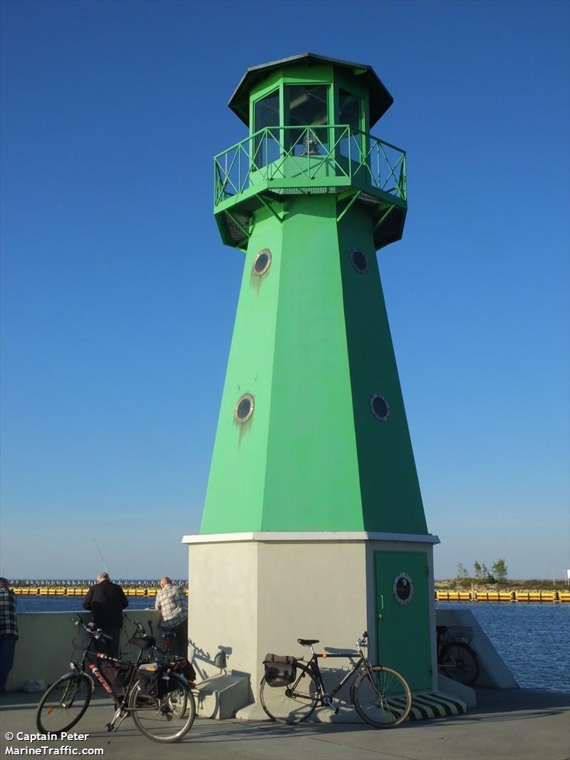 Gdansk Nowy Port West Breakwater