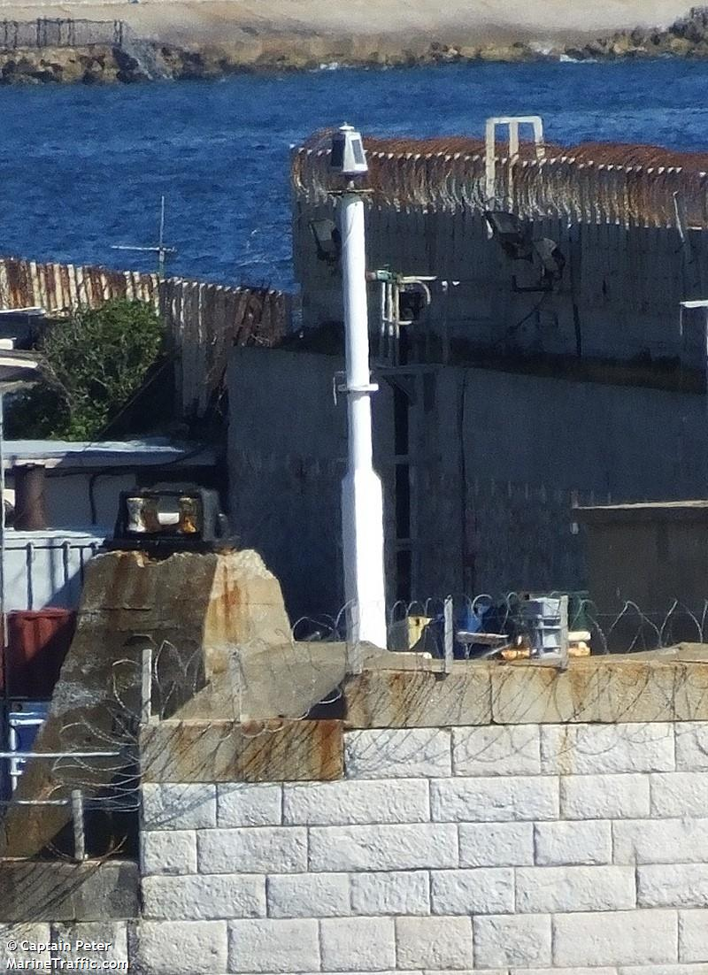 Gibraltar South Mole