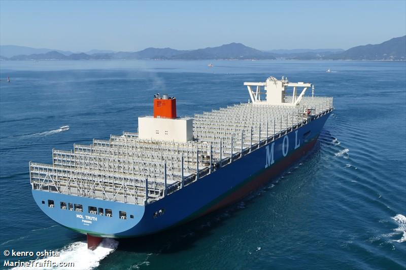 Picture of MOL TRUTH   AIS Marine Traffic