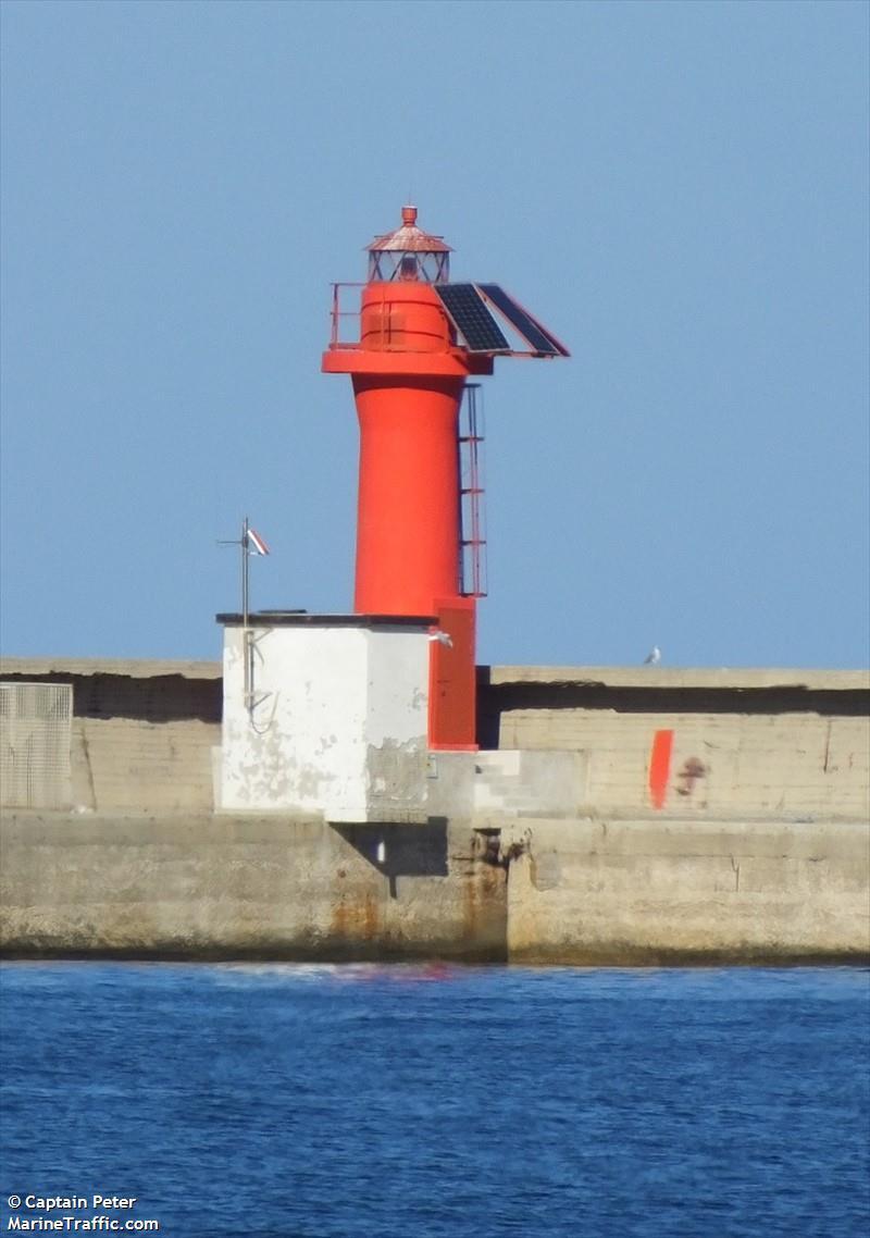 Porto Di Corigliano South Mole