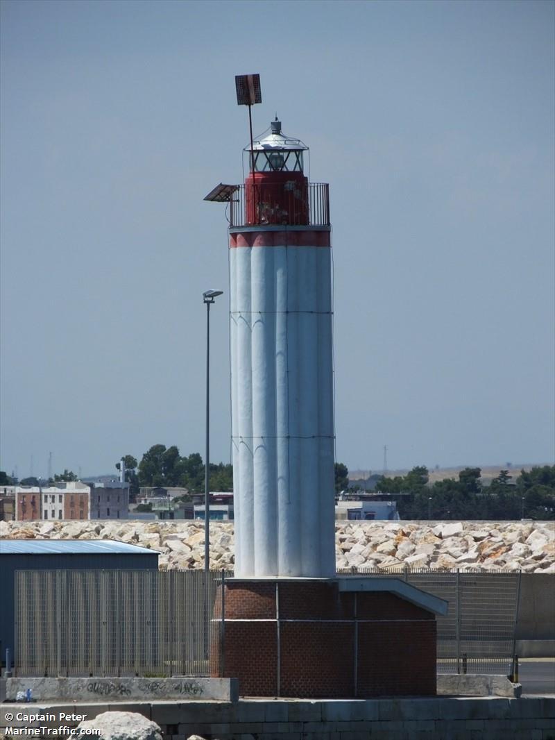 Manfredonia Molo Di Ponente
