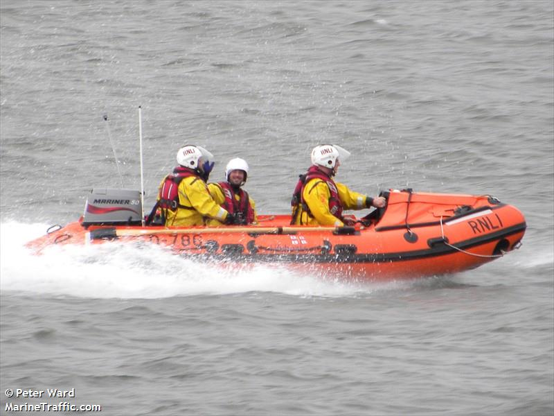 RNLI LIFEBOAT D 786