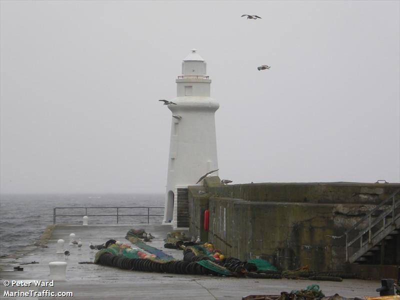 Macduff Pier