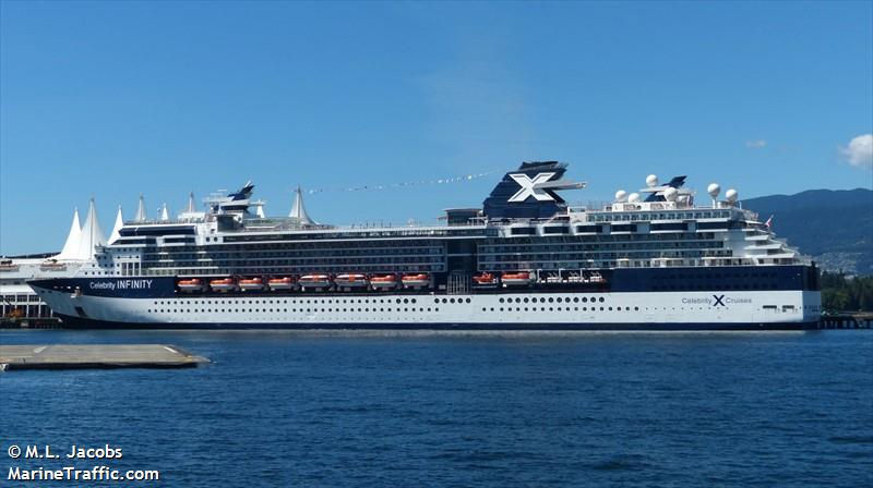 CELEBRITY INFINITY, Passenger vessel, IMO 9189421 | Vessel details