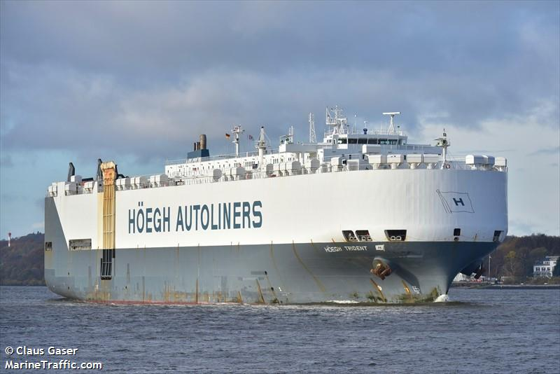 HOEGH TRIDENT