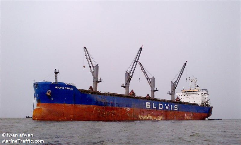 GLOVIS MAPLE, Bulk carrier, IMO 9607019 | Vessel details