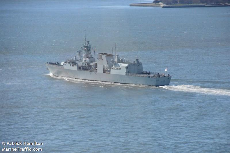 CDN WARSHIP 332