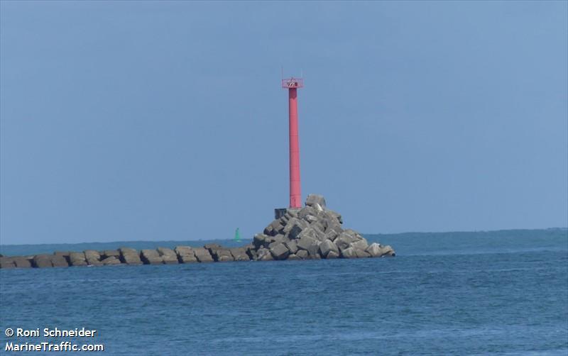 Limón Bay West Breakwater
