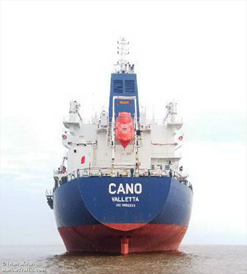 Vessel details for: CANO (Bulk Carrier) - IMO 9662332 ...