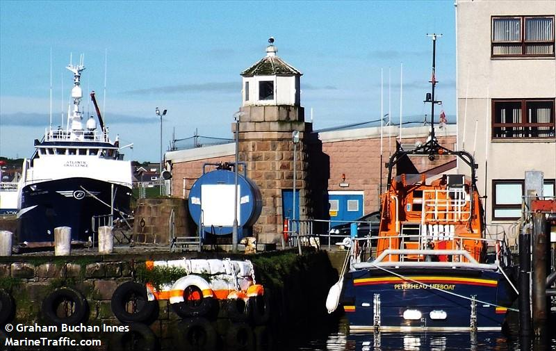 Peterhead Harbour North