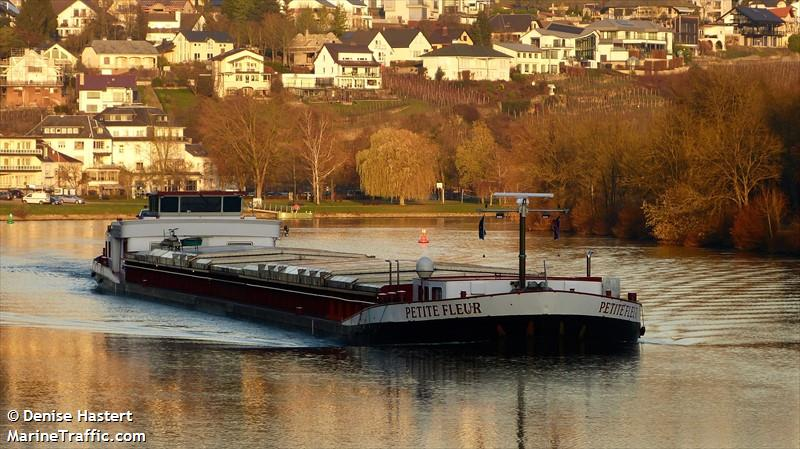Vessel Details For Petite Fleur Inland Motor Freighter