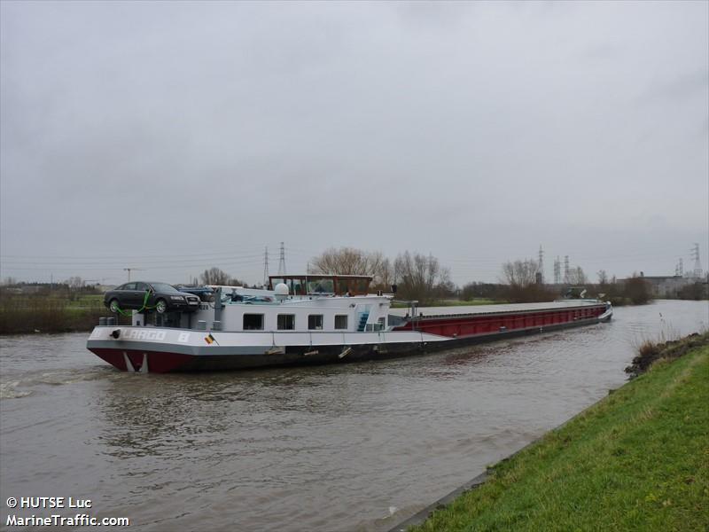 Vessel Details For Largo Inland Motor Freighter Mmsi