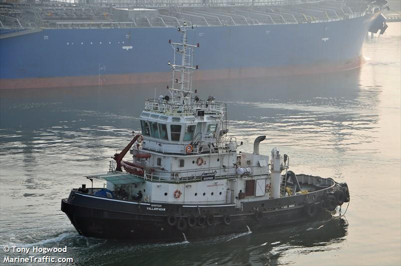 VALLARPADAM, Tug boat, IMO 9444754 | Vessel details