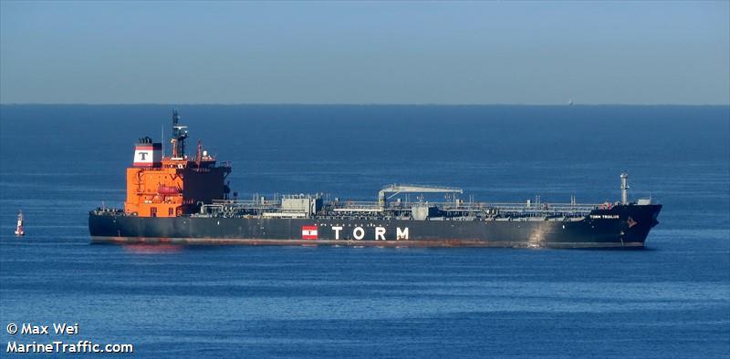 TORM TROILUS, Chemical/Oil tanker, IMO 9726475 | Vessel details