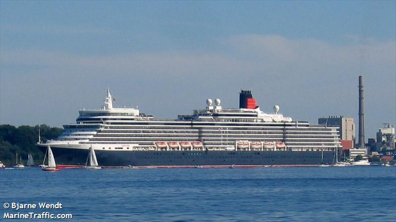 picture of queen elizabeth ais marine traffic. Black Bedroom Furniture Sets. Home Design Ideas