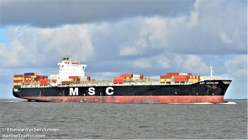 MSC CAROLINA