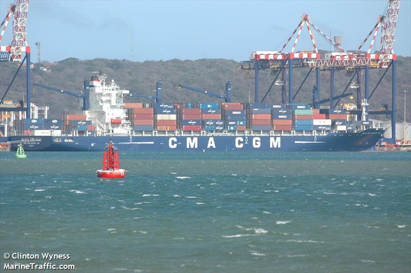 CMA CGM AFRICA TWO