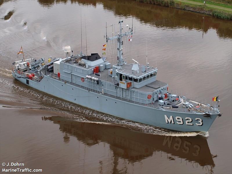 WARSHIP M923