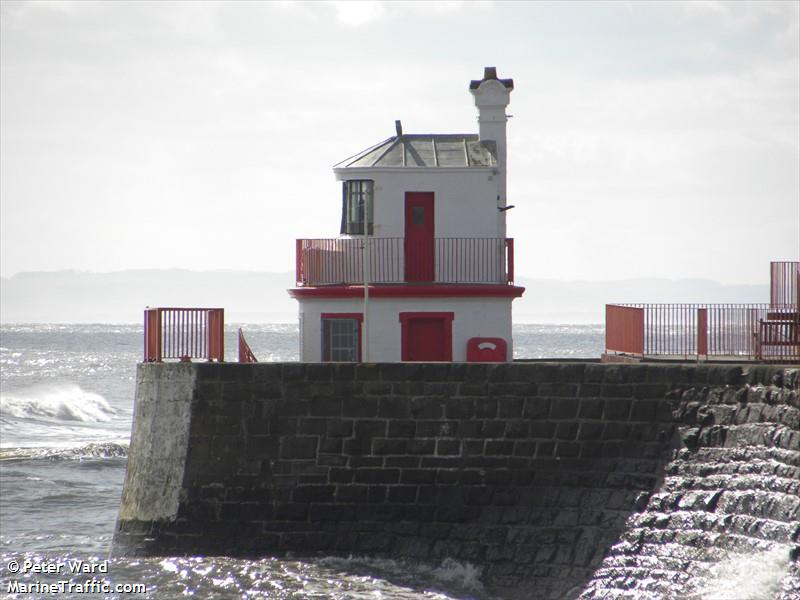 Arbroath East Pier