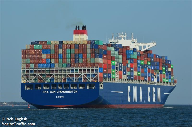 CMA CGM G.WASHINGTON