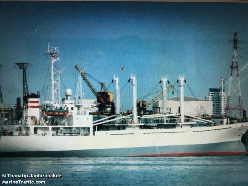 MV Barosa 102