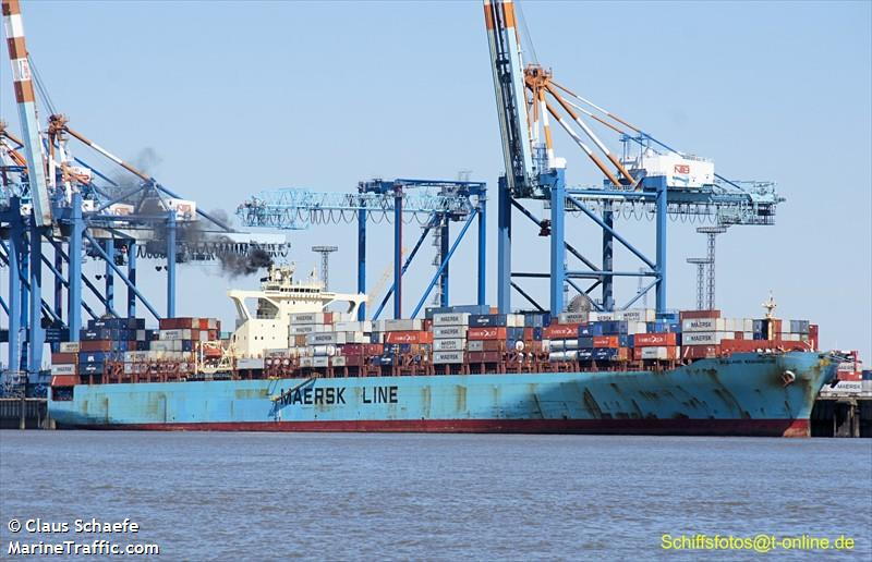 Vessel details for: SEALAND WASHINGTON (Container Ship