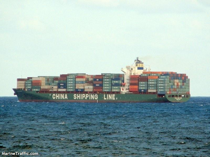 CSCL NEW YORK