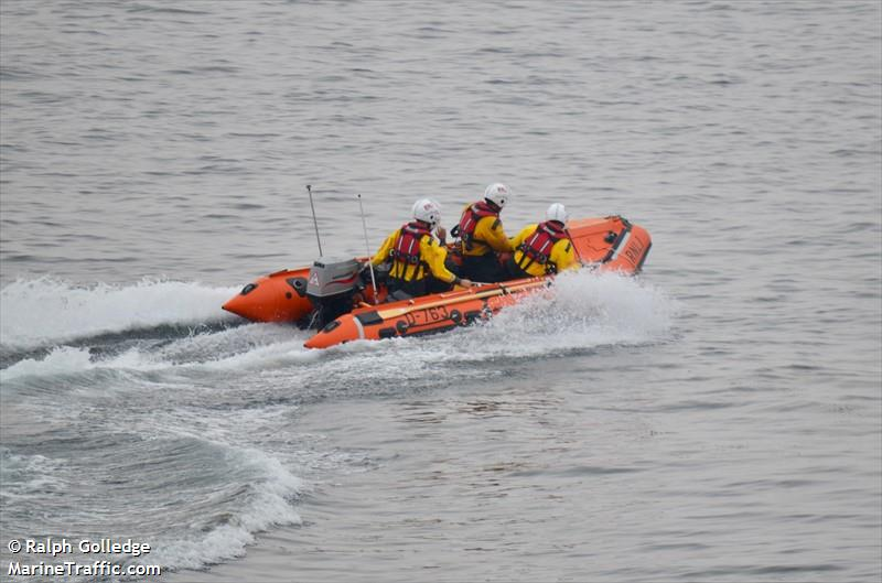 RNLI LIFEBOAT D 763
