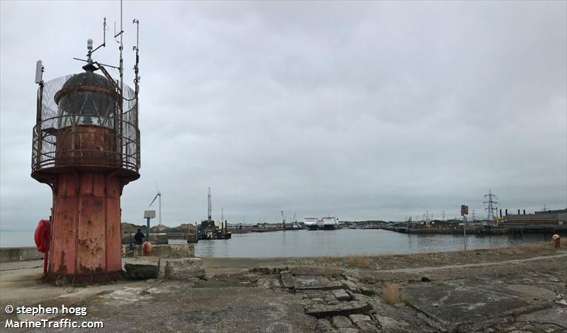 Heysham South Pier