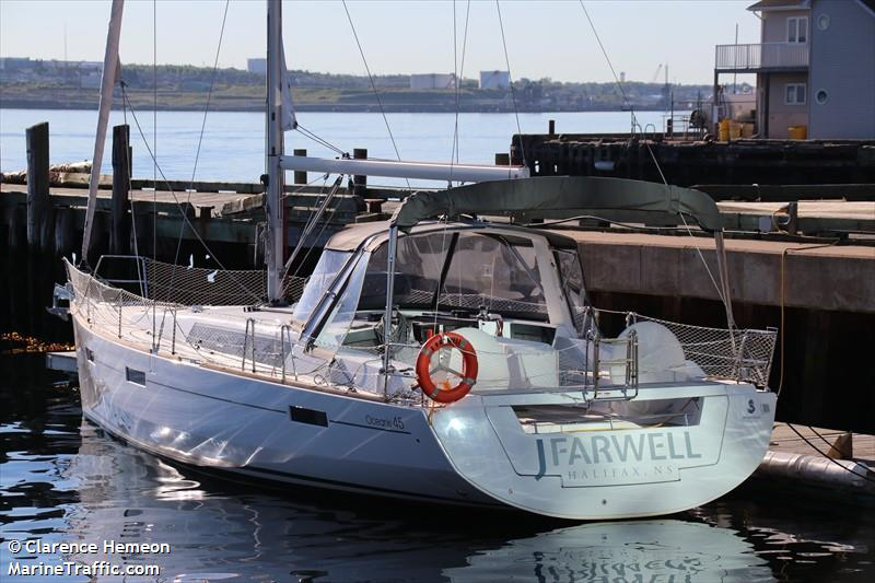 J FARWELL
