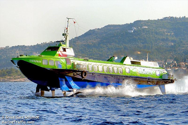 FLYING DOLPHIN XVIII