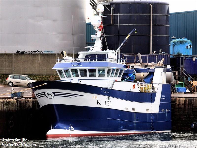 KEILA K121