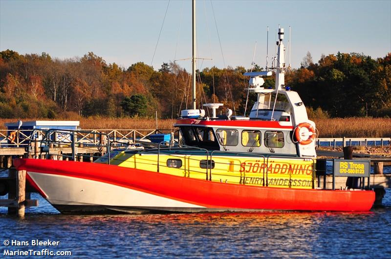 RESCUE H ANDERSSON