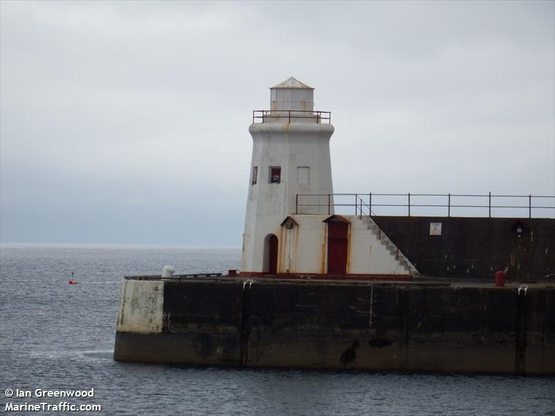 Wick Harbour Breakwater