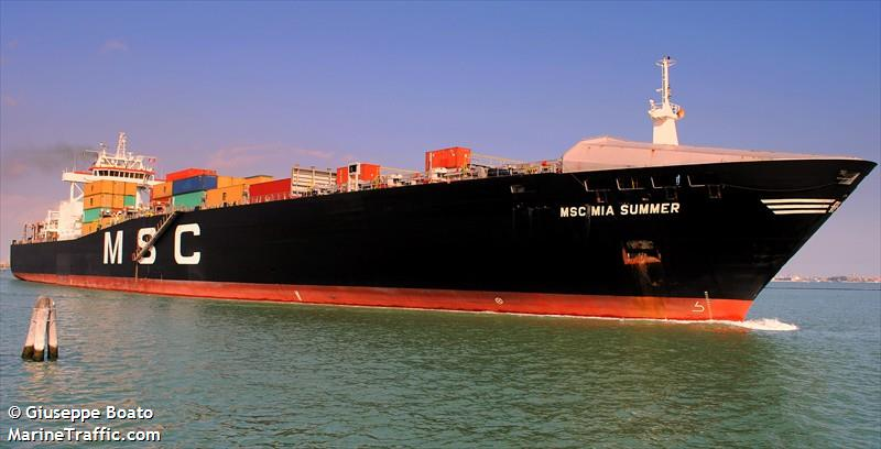 MSC MIA SUMMER