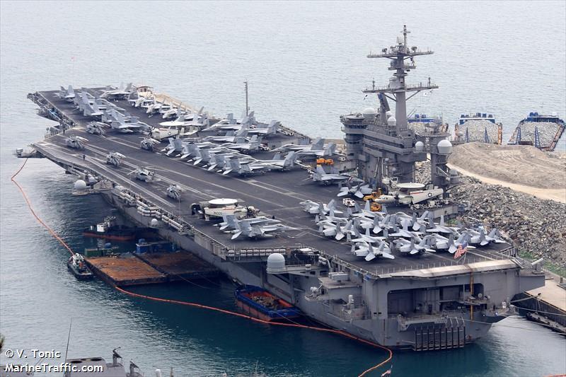 USS CARL VINSON CVN-