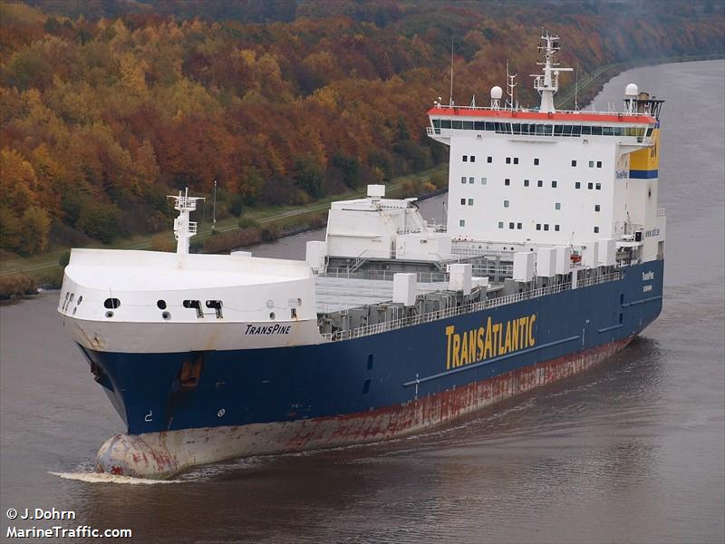 Vessel Details For Kps Ibrahim Bey Ro Ro Cargo Imo