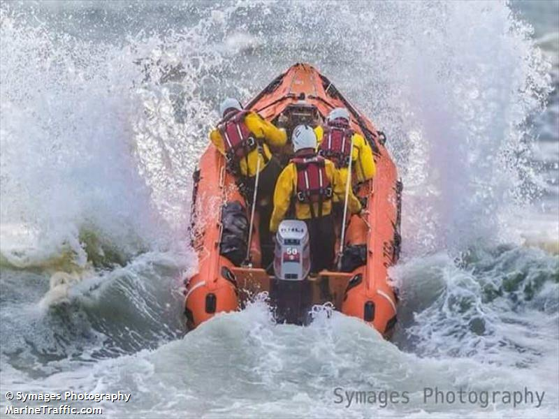 RNLI LIFEBOAT D 756