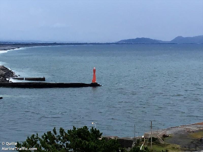 Tagonoura Kō East Breakwater