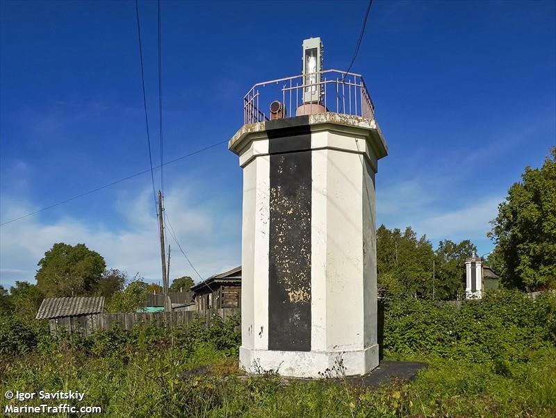 Nikolayevsk Range Front